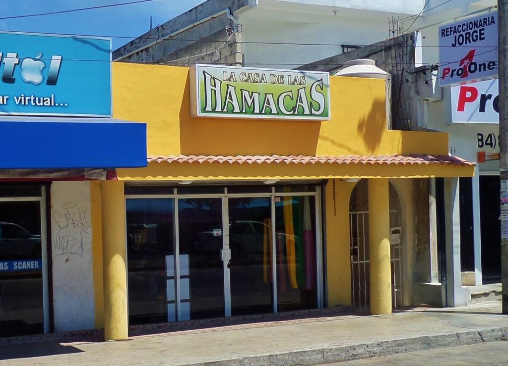 Hammocks, Playa Del Carmen