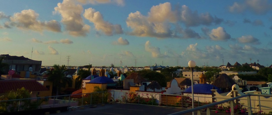 Playa Del Carmen, skyline