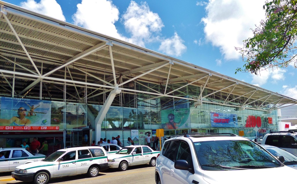 Cancun Airport to Hotel Zone