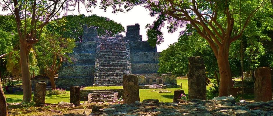El Meco, Cancun, Mayan Ruins