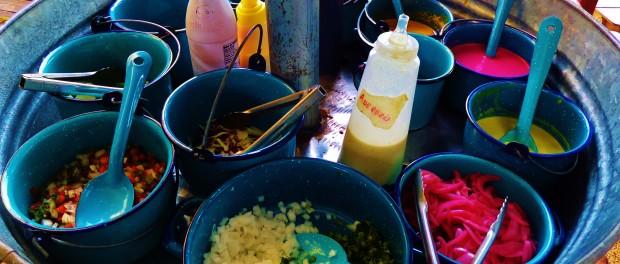 TaconTenedor, Playa Del Carmen, seafood tacos