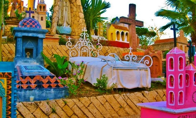 cemetery Mexico