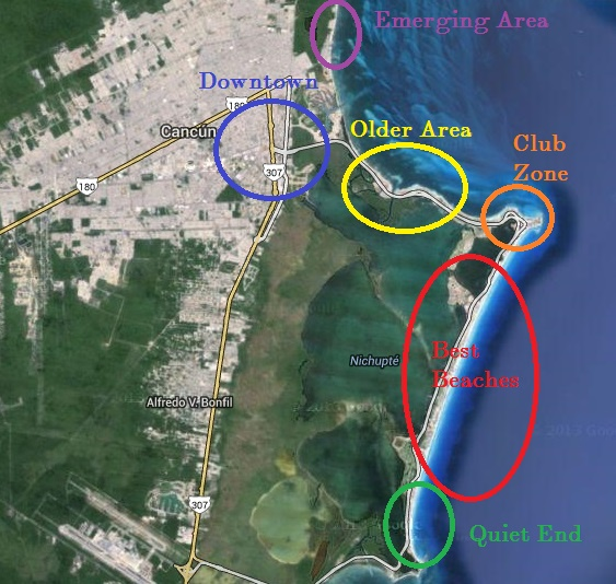 How to find the best Riviera Maya Hotel Cancun Bus Map on