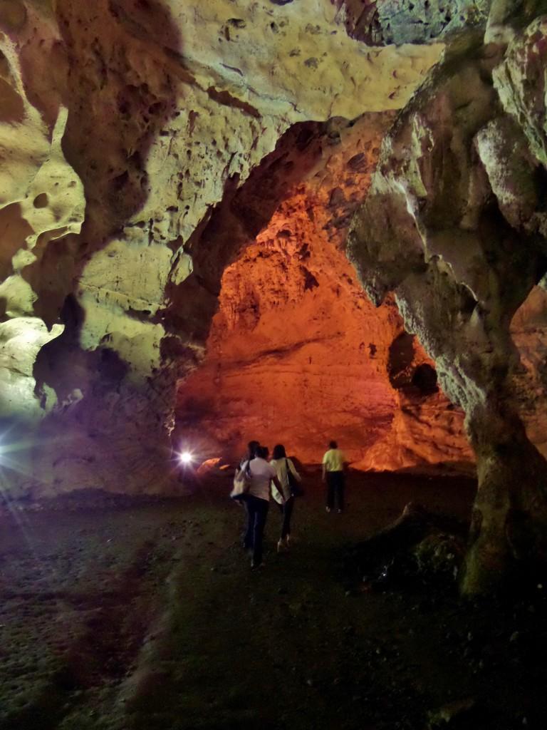 Lol-Tun Caves Mexico Yucatan