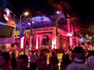 Playa Del Carmen, Nightlife, Night time, clubs