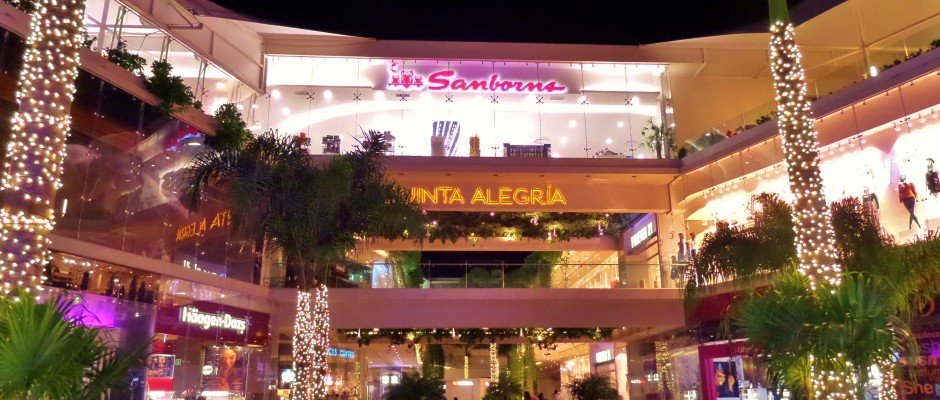 shopping Playa Del Carmen