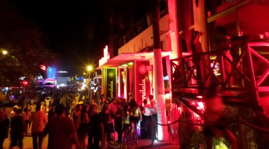Playa Del Carmen Nightlife, Night time, clubs