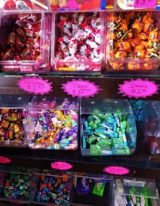mexican candy corner store playa del carmen