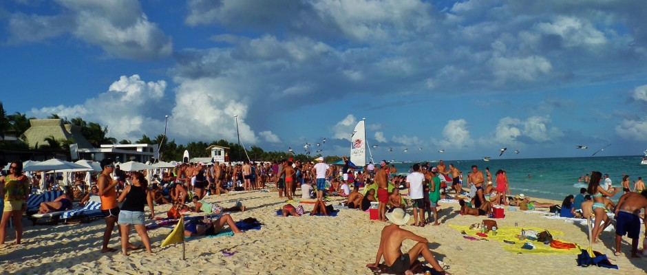 Should You Go On Spring Break To Playa Del Carmen