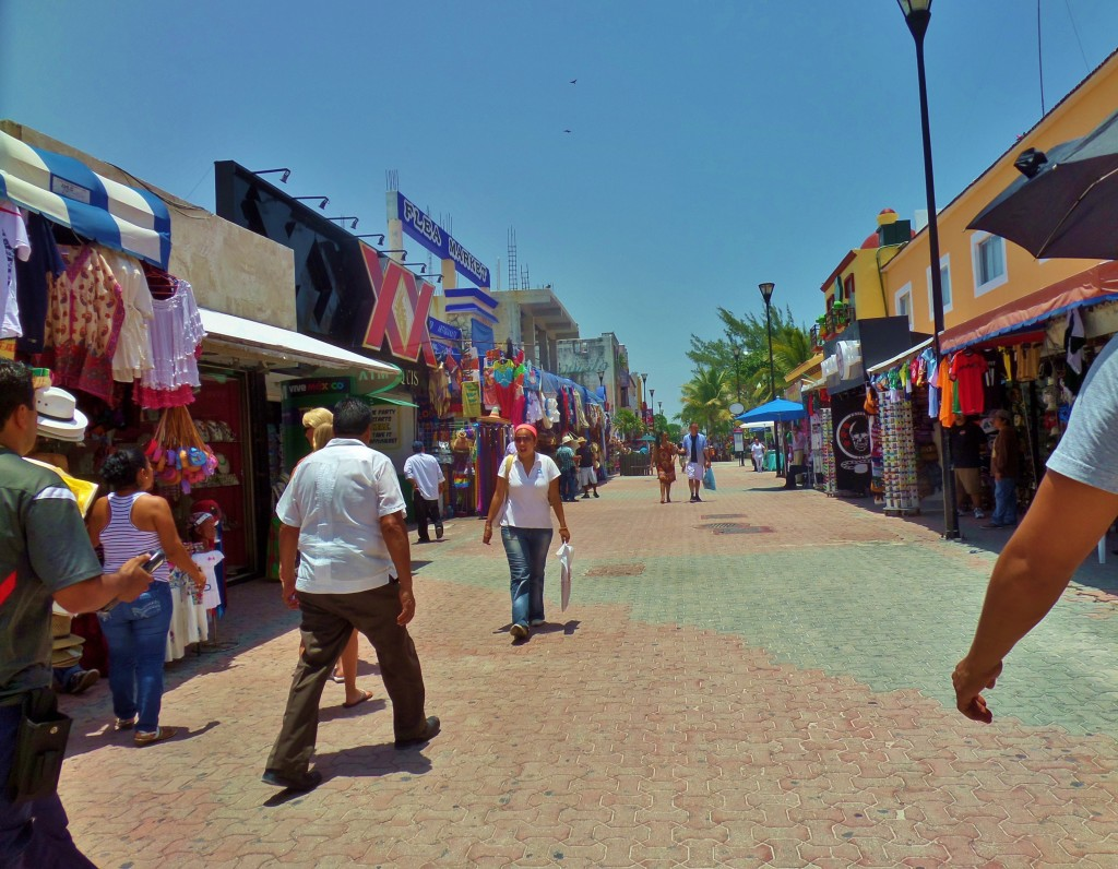 Tourist traps in Playa Del Carmen