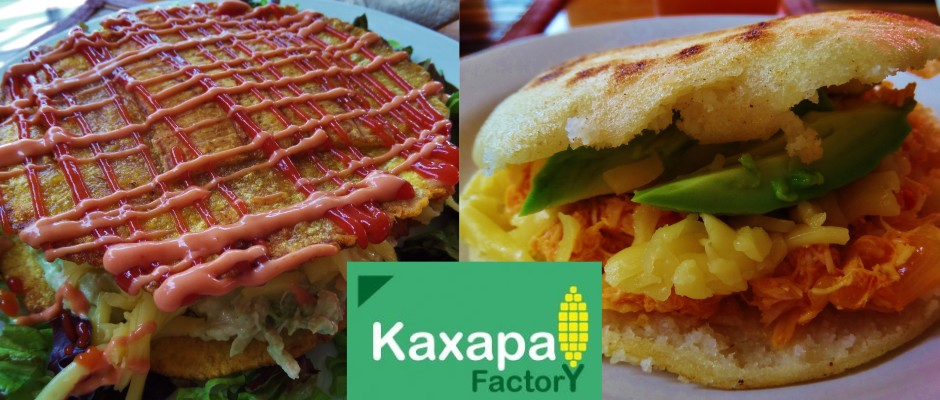Kaxapa factory Restaurant in Playa Del Carmen