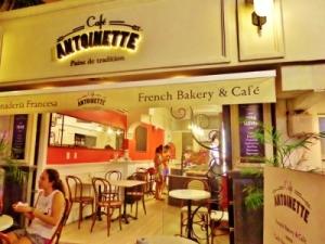 Cafe Antoinette in Playa Del Carmen