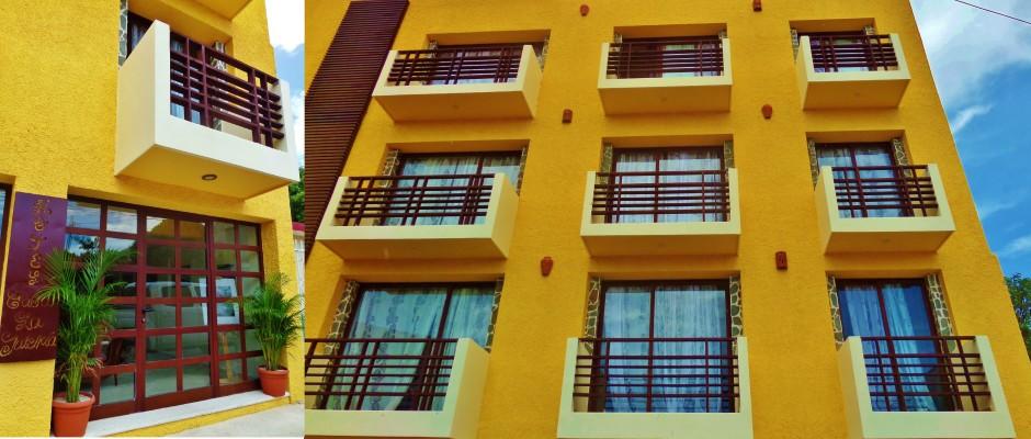Casa La Galeria Hotel Playa Del Carmen Mexico