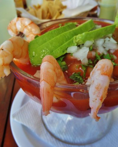 Chiltepin Restaurant in Playa Del Carmen