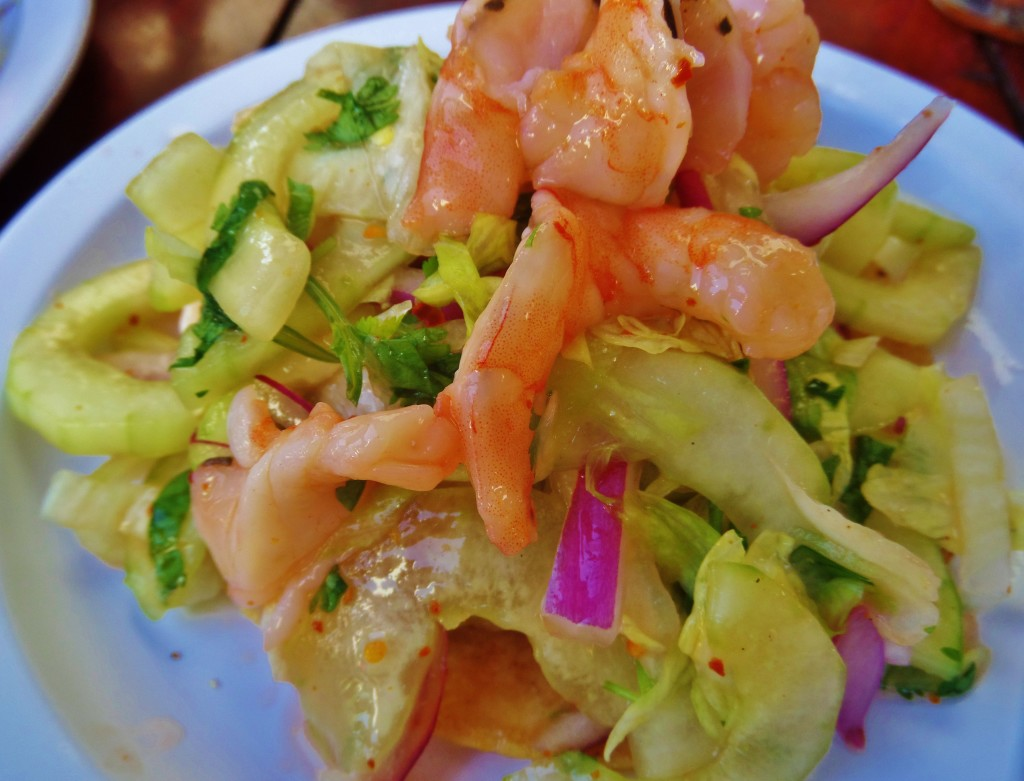 best seafood Restaurant in Playa Del Carmen
