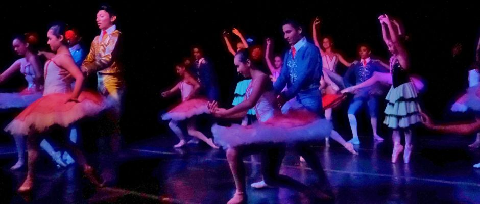 Coppelia's Ballet in Playa Del Carmen