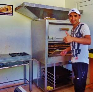 empanadas in Playa Del Carmen
