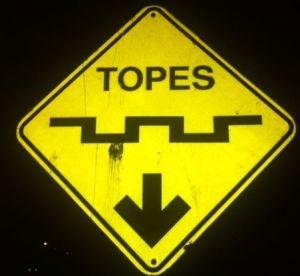 Funny signs in Playa Del Carmen