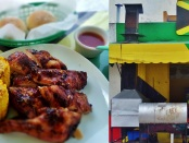Ferron's Jamican Jerk Chicken in Playa Del Carmen
