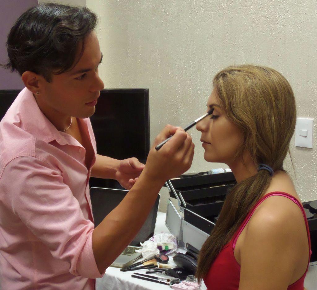Carlos Merino makeup Playa Del Carmen