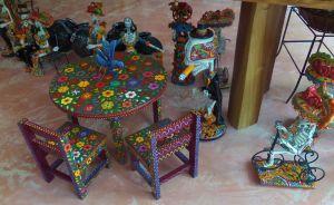 Guelaguetza Gallery in Playa Del Carmen