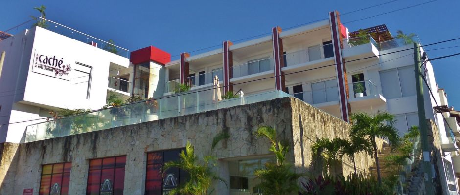 Cache Boutique Hotel in Playa Del Carmen