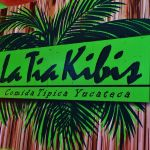 Kibis Mexican food in Playa Del Carmen