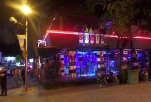 Shots Bar in Playa Del Carmen