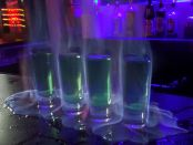 Shots Bar in Playa Del Carmen