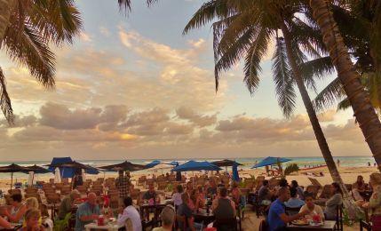 Thanksgiving in Playa Del Carmen