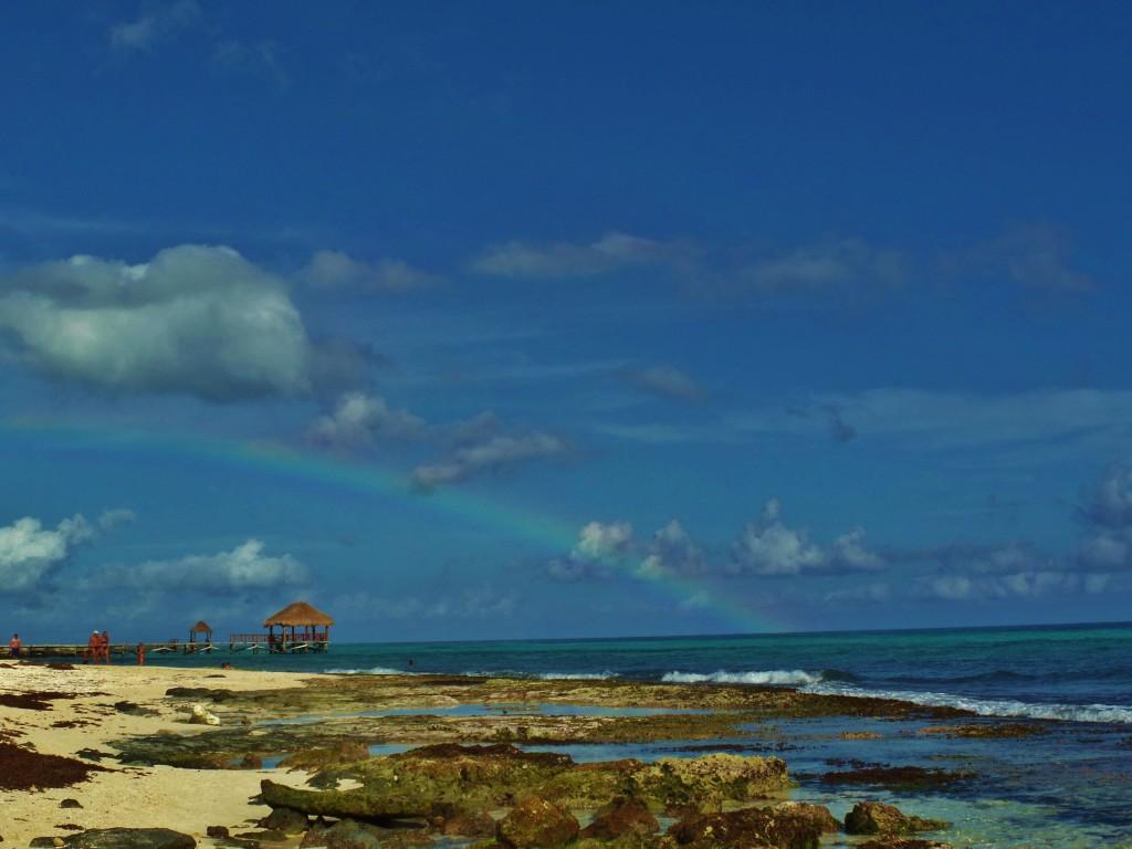 Playa Xcalacoco beach Playa Del Carmen