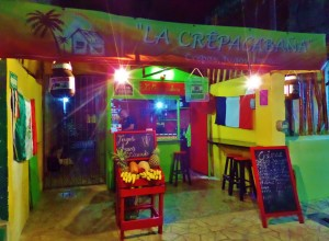 La Crepacabana Playa Del Carmen Crepes