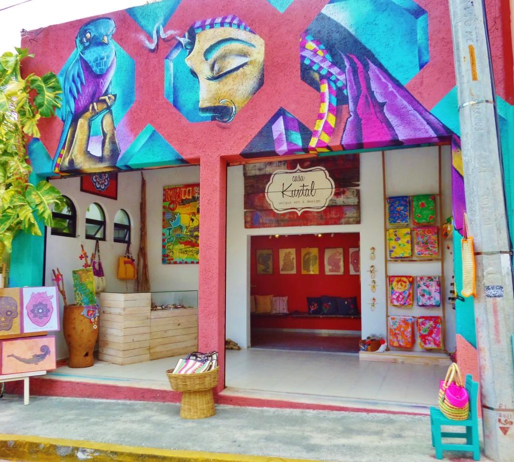 Casa Kuxtal in Playa Del Carmen