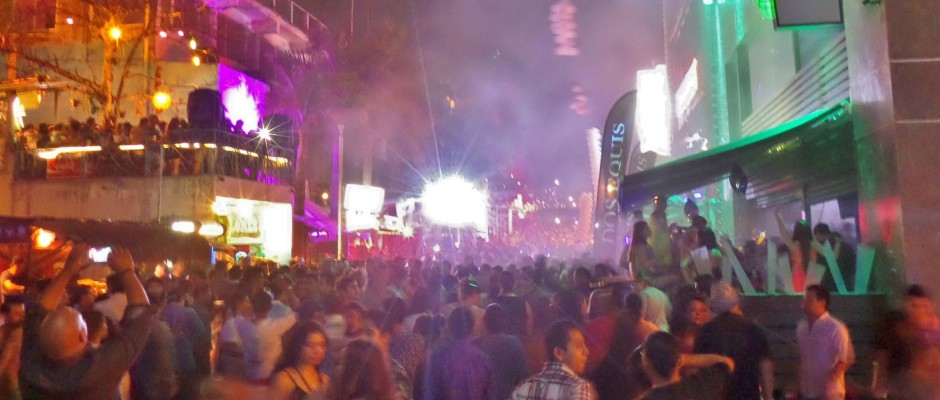 New Years in Playa Del Carmen