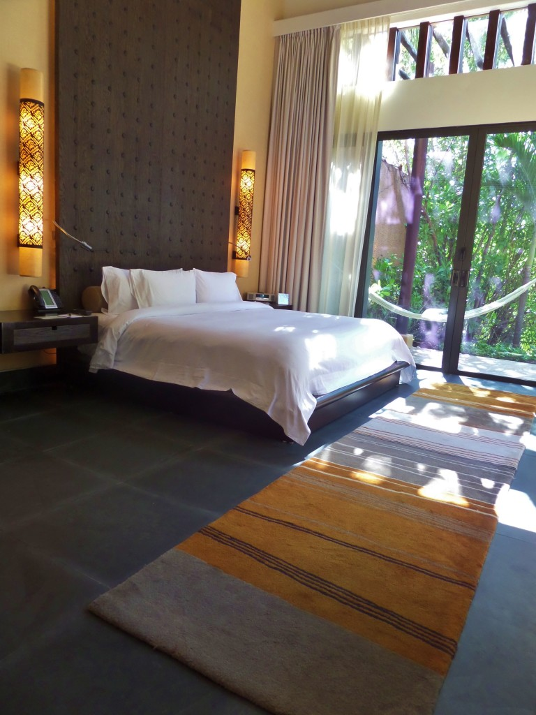Bayan Tree Hotel Mayakoba Mexico rooms