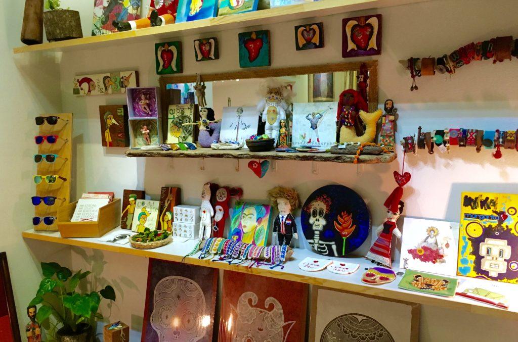 Gift store Casa Kuxtal in Playa Del Carmen