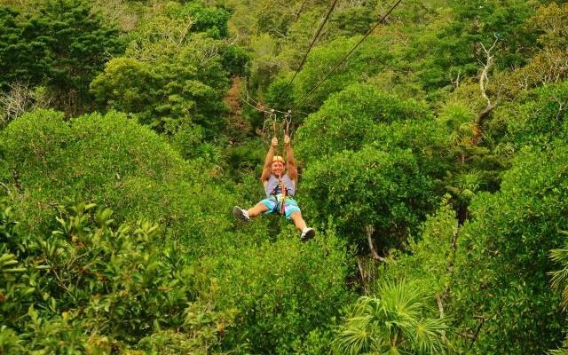 Alltournative Jungle Maya Tour