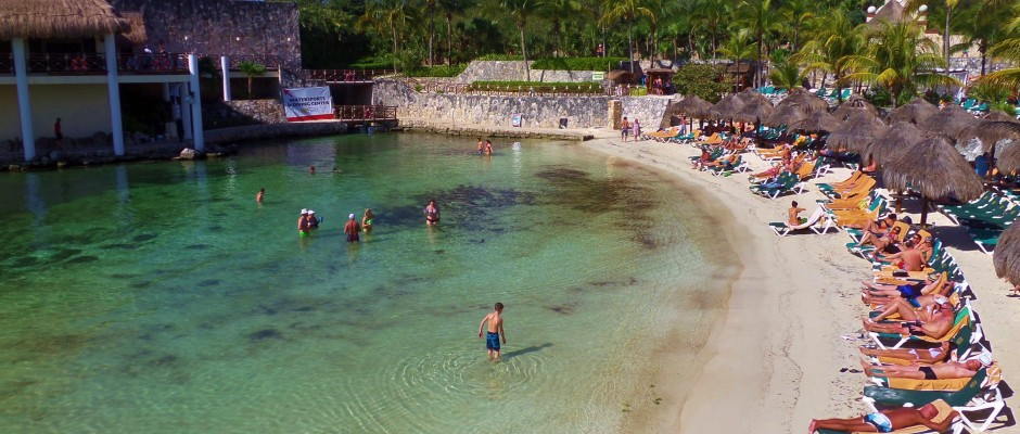 Grand Xcaret by Occidental resort