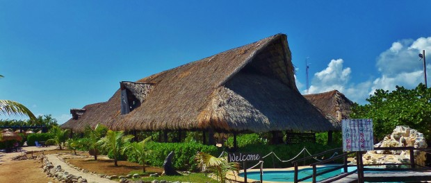 Blue Venado Beach Club in Punta Venado