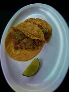 Las Karnitas carnitas tacos Playa Del Carmen