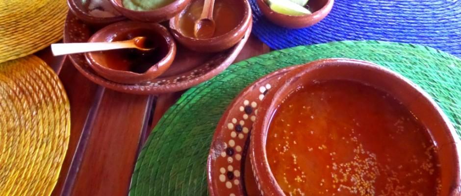 La Perla Pixan Cuisine food