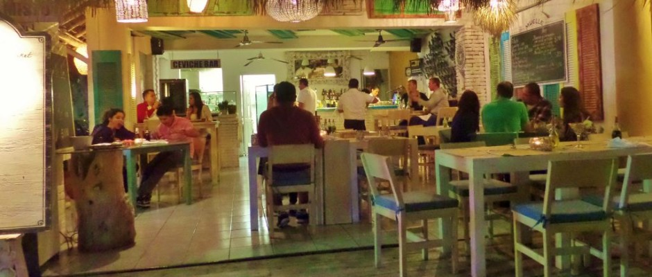 El Muelle Restaurant Playa Del Carmen