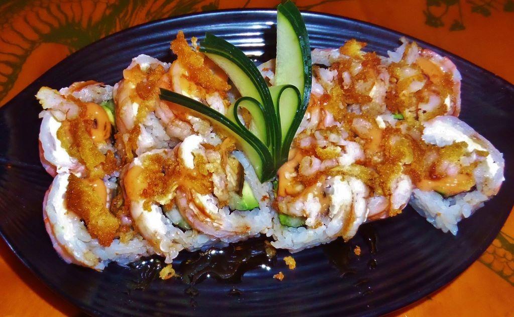 Sushitlan Sushi in Playa Del Carmen
