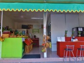 Campo Real Juice and fruit stand in Playa Del Carmen