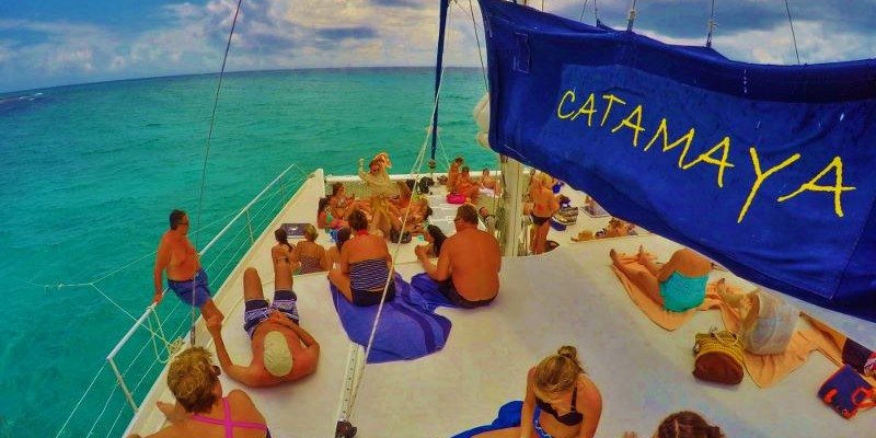 Catamaya catamaran