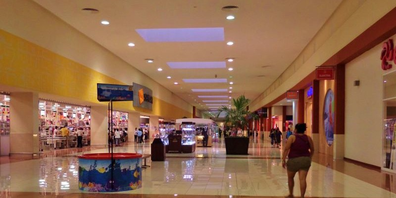 Centro Maya Shopping Mall Playa Del Carmen