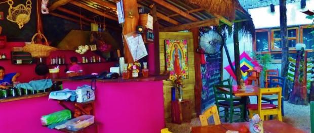 Fonda Regina Restaurant in Playa Del Carmen