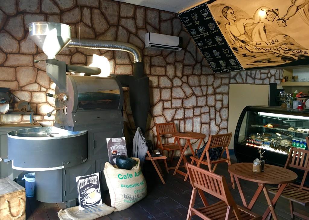 Bendecida Cafe Playa Del Carmen coffee