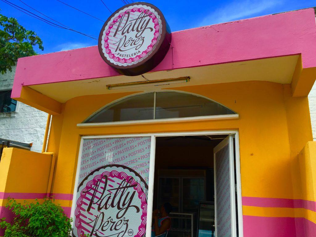 Bakery in Playa Del Carmen