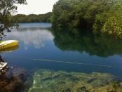 Cenote Encantado Tulum Mexico
